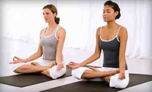 $35 for 10 Yoga Classes at Sage Yoga &amp; Wellness ($90 Value)