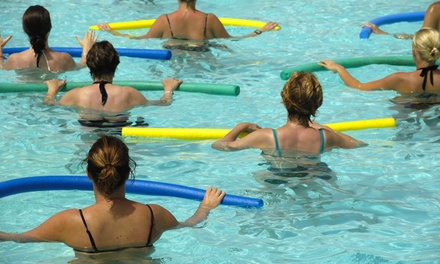 Three or Six Spin & Splash Classes at Love You Healthy (Up to 57% Off)