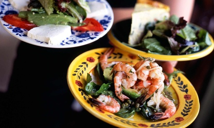 Lunch or Tapas Dinner at Village Bistro (50% Off)