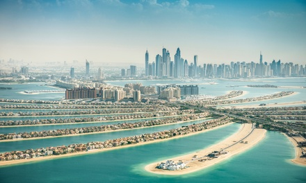 groupon daily deal - ✈ 7-Day Dubai Vacation with Airfare, Hotel, and Tours from Pacific Holidays. Price/Person Based on Double Occupancy.