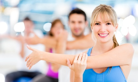 One or Three Months of Fitness Classes, or One Month of Dance Classes at Evolve Dance & Fitness (Up to 53% Off)