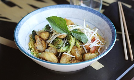 Asian Noodle Dishes for Dine-In or Takeout at Kaydara Noodle Bar (Up to50% Off)