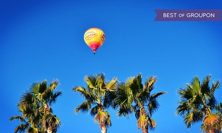 Sunrise Hot-Air Balloon Ride for One or Two from Vegas Balloon Rides (Up to 43% Off). Four Options Available.