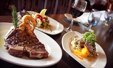 $10 for $20 Worth of Italian Food for Lunch at Pane Vino