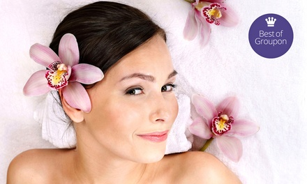 One or Two Relaxation Massages or One Custom Facial at Canyon Falls Spa & Salon (Up to 54% Off)