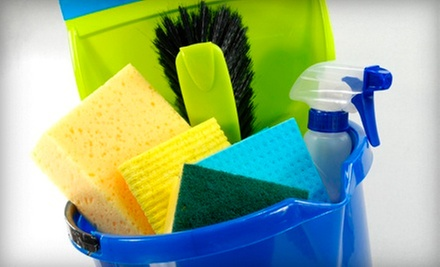 One or Three Housecleaning Sessions from Sterling House Cleaners (Up to 56% Off)