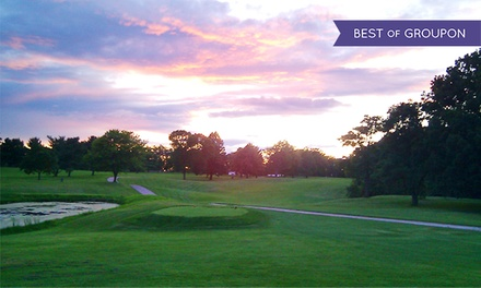 Golf Outing Package for Two or Four at Shorewood Golf Course (Up to 62%Off). Three Options Available.