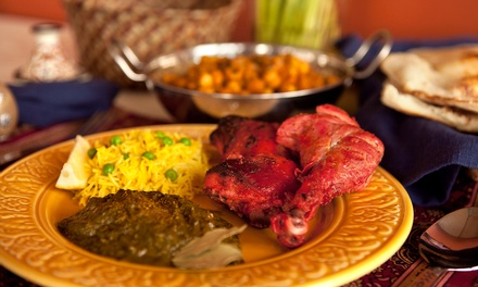 $12 for $20 Worth of Pan-Indian Dinner Cuisine at Vindu Indian Cuisine