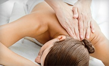 $35 for One-Hour Massage and Chiropractic Exam at Atlanta Chiropractic and Massage ($190 Value)
