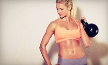 One- or Three-Month Gym Membership with Tanning Options at Strong and Shapely Gym (Up to 78% Off)