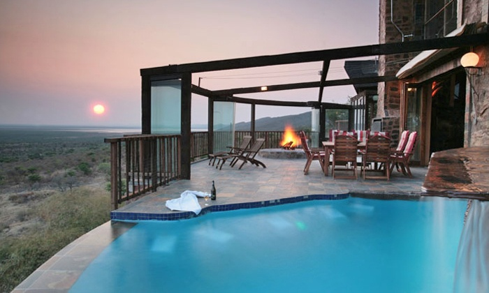 Schoonkloof Game Ranch - Pilanesburg: Pilanesberg: Two or Three-Night Stay for up to Six People Including Game Drives at Schoonkloof Game Ranch
