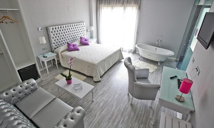 Hotel Alix Boutique 4* — A Corunha: 1 ou 2 noites para duas pessoas com pequeno-almoço e oferta de boas-vindas desde 39€