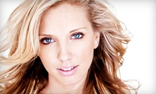 Haircut and Aveda Treatment with Optional Partial Highlights or Ombré or Balayage Color at Salon Armand (Up to 62% Off)