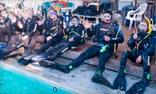 $179 for an Open-Water PADI Certification Course with Scuba-Equipment Rental at Adventure Sports Unlimited ($360 Value)