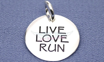 Fitness-Inspired Jewelry, Apparel, and Accessories at Lift Your Sole (50% Off). Two Options Available.