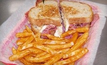 $7 for $14 Worth of Sandwiches for Two at Rose's Deli