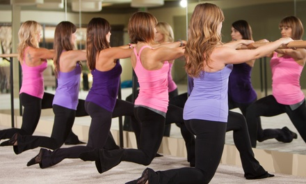 $49 for One Month of Unlimited Absolute Barre Classes at The Quad Fit Mall ($99 Value)