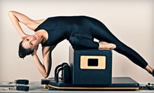 One Private Pilates Lesson with Three or Five Reformer Classes at Body & Core Pilates Studio (Up to 78% Off)