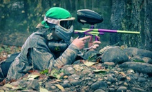 All-Day Paintball with Marker and Mask Rental for Two or Four at Operation Paintball (Up to 55% Off)