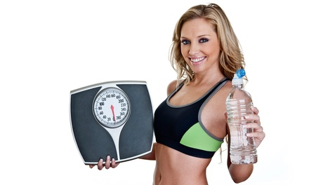 Four- or Eight-Week Physician-Supervised Weight-Loss Program at NewLife Health & Wellness Center (86% Off)
