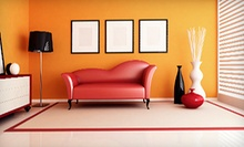 $89 for Interior Painting in One Room from Picture Perfect Painting &amp; More ($337 Value)