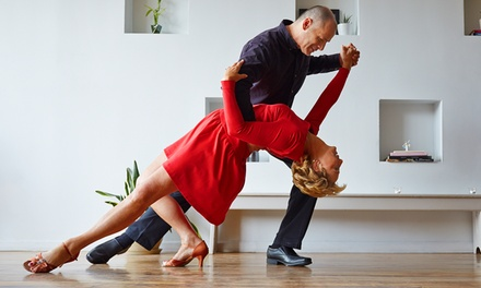 $52 for Dance Lessons for One Person or a Couple at Arthur Murray Dance Center ($270 Value)