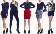 $15 for $30 Worth of Boutique Women's Clothing and Accessories at ModaListas