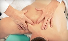 90- or 120-Minute Massage at Knead 2 Relax (Up to 55% Off)