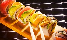 $15 for $30 Worth of Japanese, Thai, and Chinese Food at Rice King Asian Cuisine