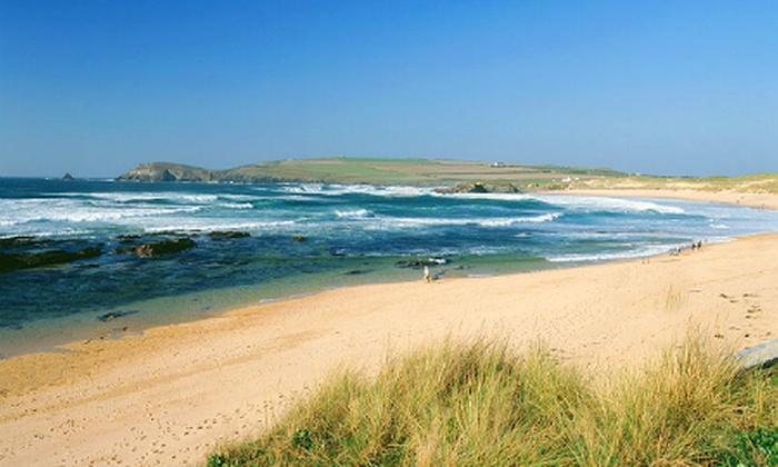 Bay Retreat Villas - St Merryn: Cornwall: 3 Nights For Up to Six from £165 at the Bay Retreat Villas (Up to 50% Off)