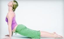 10 or 25 Hot-Yoga Classes at Be Evolution Hot Yoga (Up to 67% Off)
