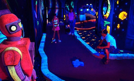 $25 for Four Hours of Laser Tag, Go-Karting, and Mini Golf at Lazer Port Fun Center (Up to $240 Value)