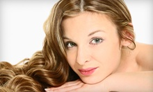 One or Three 75-Minute Signature Facials at Aqua Blue Beauty & Bodyworks (Up to 57% Off)