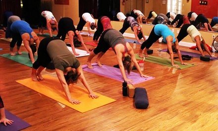 5 or 10 Classes at Burn Studio (55% Off)