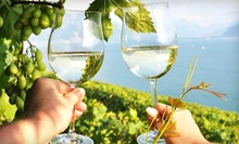 $69 for Wine-Country Limo Tour with Stops at Wineries, Cheese Farm, and Chocolatier from Lee's Limousine ($179 Value) 