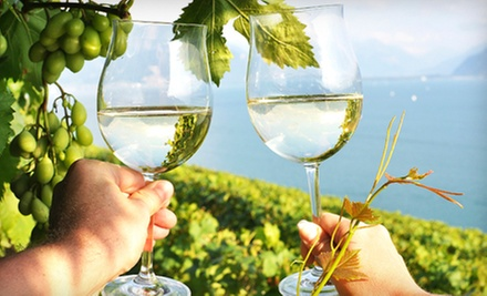 $69 for Wine-Country Limo Tour with Stops at Wineries, Cheese Farm, and Chocolatier from Lee&#x27;s Limousine ($179 Value) 