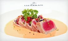 Tapas and Spanish Cuisine at Lizarran (Half Off). Two Options Available.