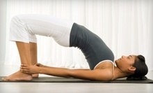 Four or Eight Saturday Yoga Classes at Radio Yogi Health and Fitness (Up to 64% Off)
