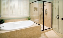 Hard-Surface Flooring or Bathroom Cleaning from Trident Hard Surface Cleaning & Restoration (Up to 87% Off)