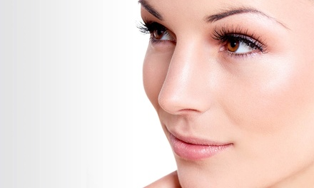 Eyebrow Threading, or Signature Facial with Optional Eye Treatment at Ayom Day Spa and Salon (Up to 52% Off)