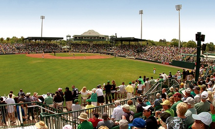 $14 for a Bradenton Marauders Baseball Game Package with Food and Drinks for Two at McKechnie Field ($38.75 Value)