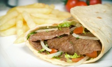 $7 for $15 Worth of Greek and Indian Cuisine at The Mad Greek 