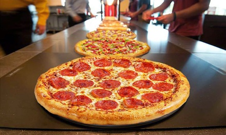 Pizza Buffet with Drinks for Two or Four at CiCi's Pizza  (Up to 41% Off)