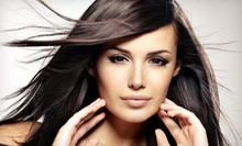$25 for Haircut, Shampoo, and Style at James Wayne Salon ($50 Value)
