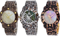 GROUPON: Jivago Feline Women's Watch Jivago Feline Women's Watch