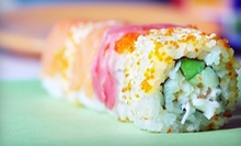 $10 for $20 Worth of Sushi at Matsu Sushi