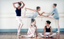 Dance Apparel, Footwear, and Accessories at The Ultimate Dance Zone (Up to 56% Off). Two Options Available.