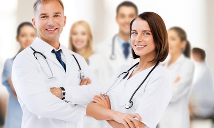 DIAGNOSTICHE GIORDANO - Diagnostiche Giordano SRL: Check up medico per uomo e donna con ecografie da 29 € invece di 180