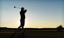Camping and Unlimited Golf for Four at Hillcrest Event Center (Up to 75% Off). Five Options Available.