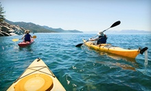 $15 for a One-Hour Kayak or Paddleboard Rental for Two at Freedom Kayak Adventures (Up to $30 Value)